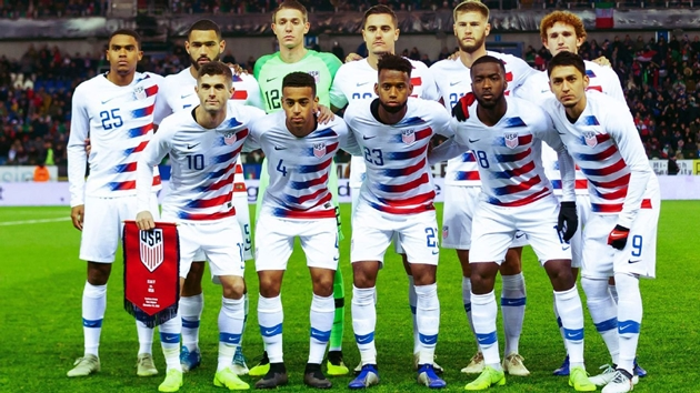 Josh Sargent: USMNT enjoying 'dream situation' with young talent - Bóng Đá