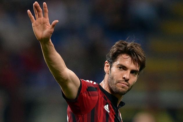 Ricardo Kaka và những khoảnh khắc không thể nào quên tại AC Milan - Bóng Đá