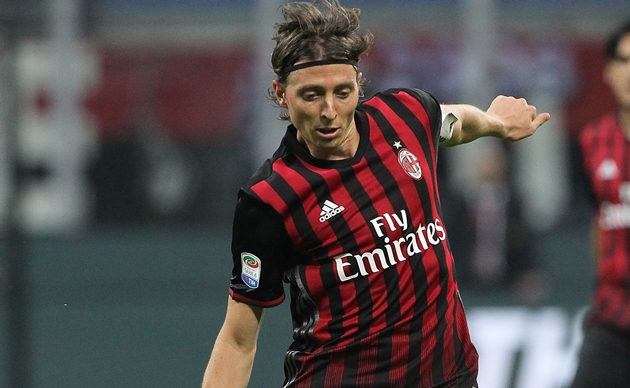 4 thủ quân của AC Milan thời