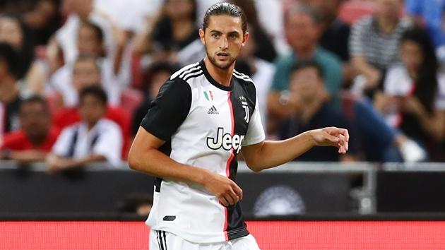 Juventus đòi 25-30 triệu euro cho Adrien Rabiot - Bóng Đá