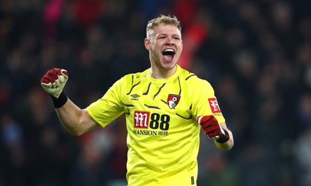 Bournemouth's Aaron Ramsdale tests positive after 'shopping trip' - Bóng Đá