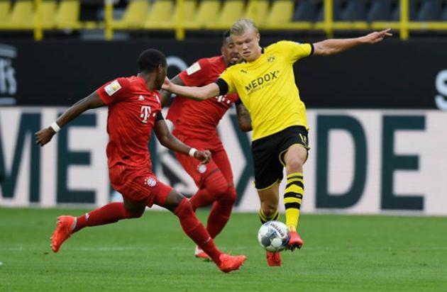 Kimmich lập siêu phẩm, Bayern Munich nhẹ nhàng đánh bại Dortmund - Bóng Đá