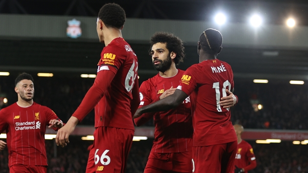 Liverpool's potential title clincher could be held at neutral ground due to police advice - Bóng Đá