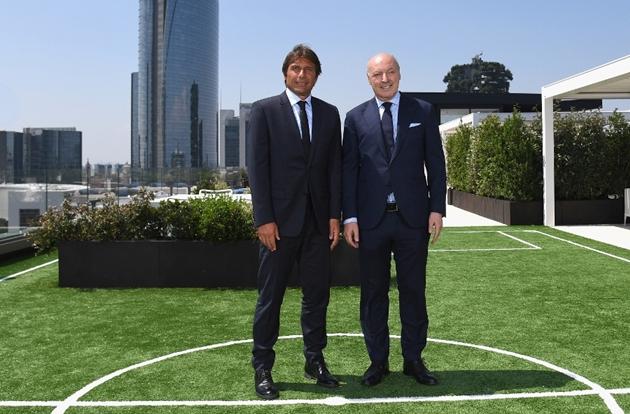 12 khoảnh khắc ấn tượng của Antonio Conte tại Inter Milan - Bóng Đá