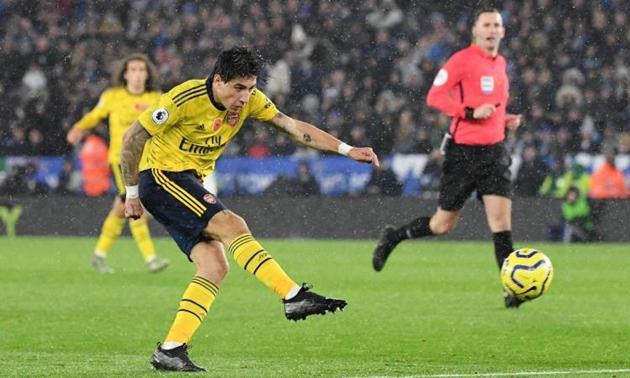 Inter Milan nhắm Hector Bellerin - Bóng Đá