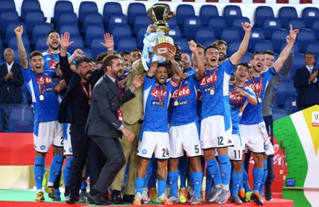 Ký ức EURO 2012 lặp lại, Ronaldo bỏ lỡ danh hiệu Coppa Italia cùng Juventus - Bóng Đá
