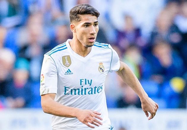 Hakimi chào tạm biệt Real Madrid trên Instagram - Bóng Đá