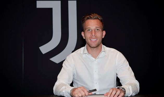 Gazzetta dello Sport chỉ trích Juventus vì mua Arthur Melo - Bóng Đá