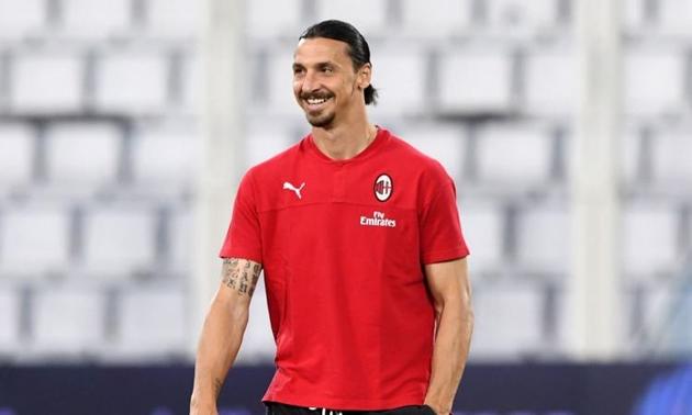 Ibrahimovic để ngỏ khả năng rời AC Milan - Bóng Đá