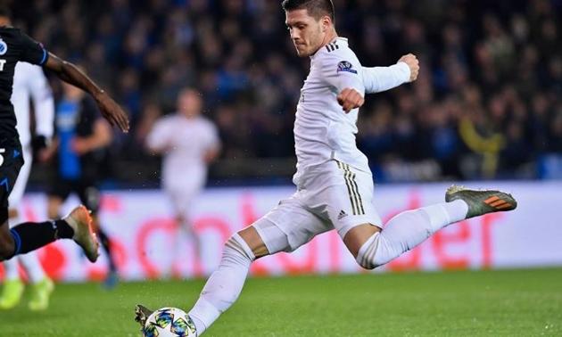 AC Milan nhắm Luka Jovic thay Ibrahimovic - Bóng Đá
