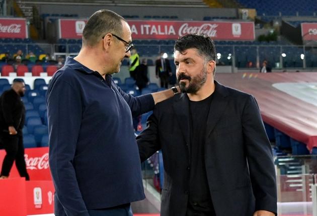 De Laurentiis ca ngợi Gennero Gattuso - Bóng Đá