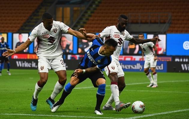 Alexis Sanchez lập cú đúp kiến tạo, Inter lội ngược dòng trước Torino - Bóng Đá