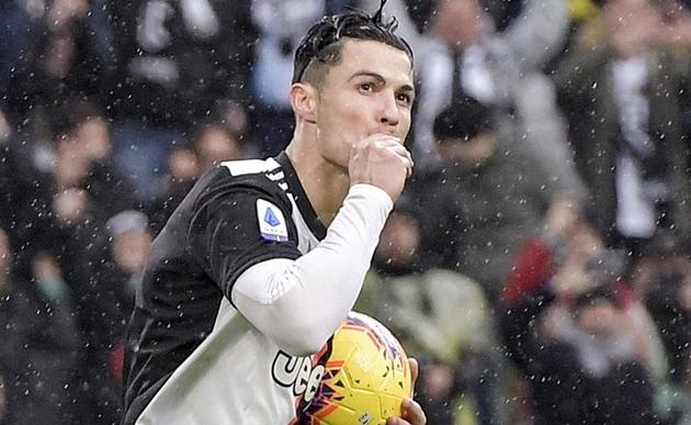 Ronaldo chuẩn bị trở thành cầu thủ ghi 50 bàn thắng ở 3 giải VĐQG - Bóng Đá