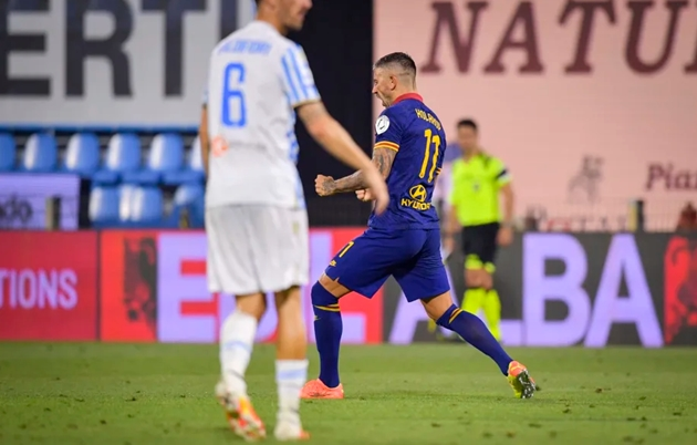 Ảnh SPAL 1-6 AS Roma - Bóng Đá