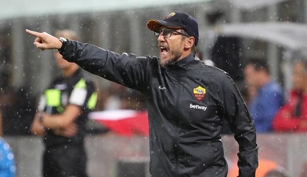 Eusebio Di Francesco dẫn dắt Fiorentina - Bóng Đá
