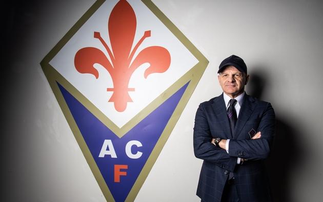 CHÍNH THỨC: Eusebio Di Francesco không đến Fiorentina - Bóng Đá