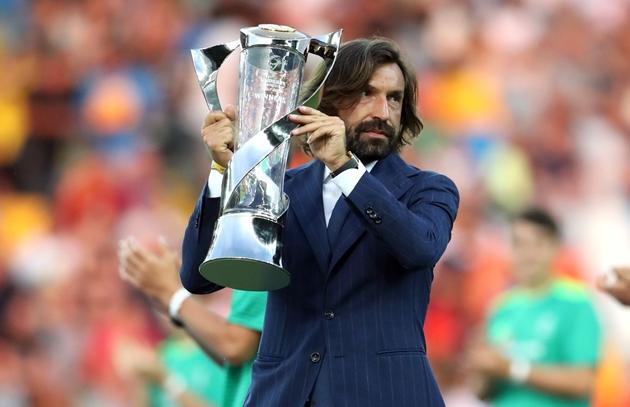 CHÍNH THỨC: Andrea Pirlo trở thành HLV tại Juventus - Bóng Đá