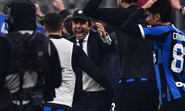 Antonio Conte: Khi cơn điên đến không đúng lúc - Bóng Đá