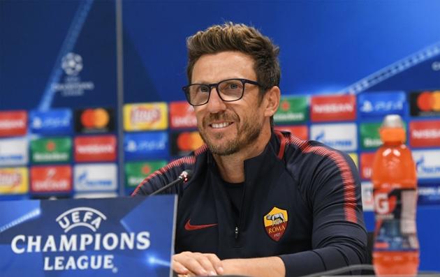 CHÍNH THỨC: Eusebio Di Francesco làm HLV Cagliari - Bóng Đá