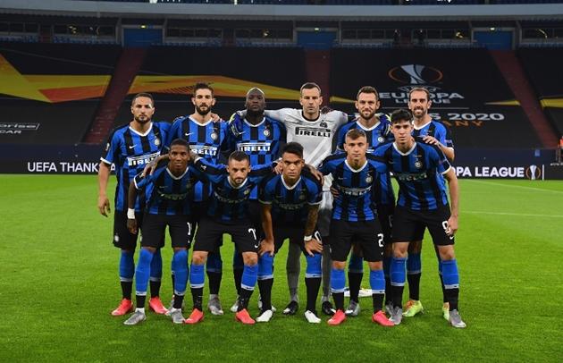 Ảnh trận Inter Milan Getafe - Bóng Đá