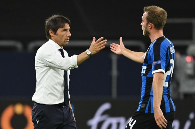 Conte khen ngợi Lukaku, Sanchez, Eriksen, Lautaro - Bóng Đá
