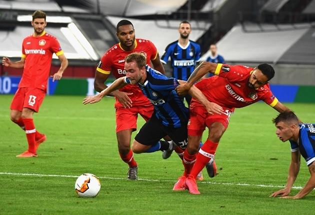 5 phút bù giờ sôi động của Inter Milan - Bóng Đá