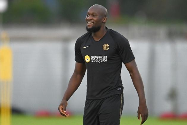 Ảnh Inter Milan tập trước trận gặp Shakhtar - Bóng Đá