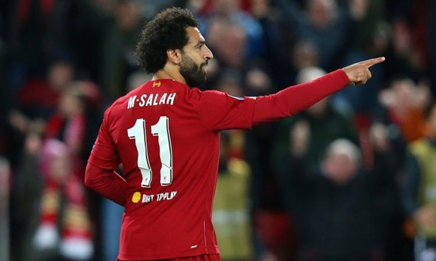 Bán Dybala cho Real Madrid, Juve quyết gây sốc với Mohamed Salah