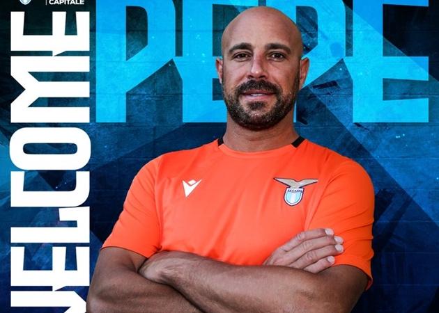 CHÍNH THỨC:Pepe Reina đến Lazio - Bóng Đá