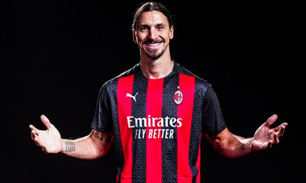 CHÍNH THỨC: Ibrahimovic chốt tương lai ở AC Milan - Bóng Đá