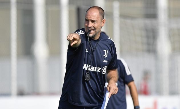Ảnh Juve tập luyện ngày 5/9 - Bóng Đá