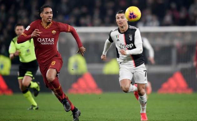 Smalling muốn có hợp đồng 4 năm tại AS Roma - Bóng Đá