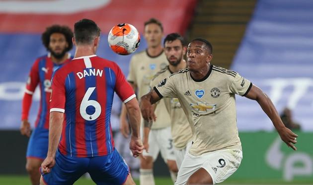 4 ngôi sao từng khoác áo Man Utd và Crystal Palace: