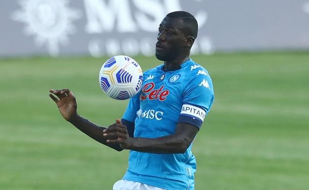 Man City to focus on La Liga duo over Koulibaly - Bóng Đá