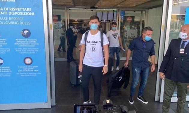 Kumbulla đến AS Roma, chuẩn bị kiểm tra y tế - Bóng Đá