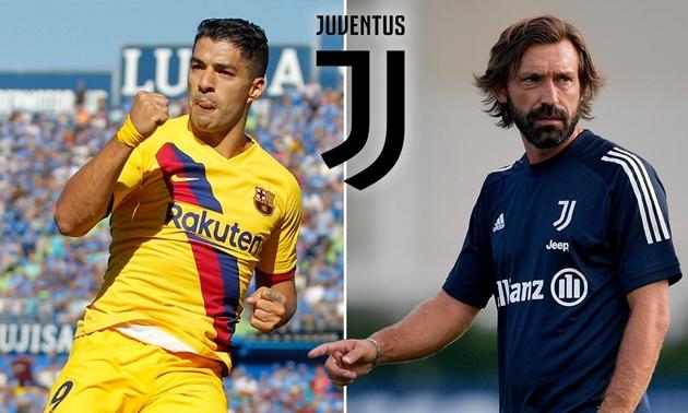 SỐC! Sang Italia hoàn tất thủ tục, Suarez bị Juve