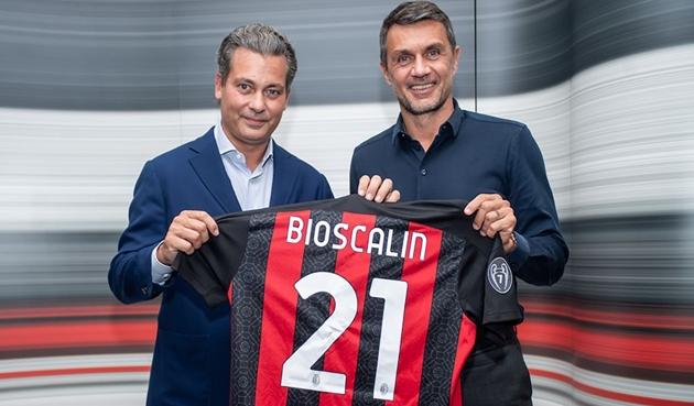CHÍNH THỨC: AC Milan gia hạn hợp đồng với Bioscalin - Bóng Đá