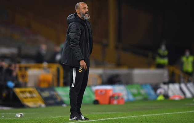 Nuno Espirito Santo promises more incoming transfers at Wolves following Man City defeat - Bóng Đá