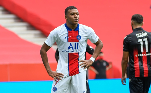 Both Real Madrid and Liverpool are looking to sign Paris Saint-Germain star Kylian Mbappe next summer - Bóng Đá