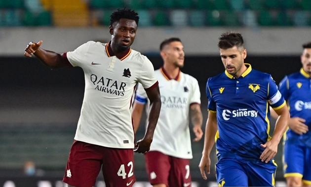 SỐC! Mắc sai lầm khó tin, AS Roma bị xử thua 0-3 - Bóng Đá