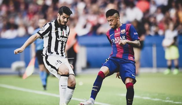 Morata-Juventus từng khiến Real Madrid, Bayern Munich khiếp sợ như thế nào? - Bóng Đá
