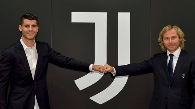 CHÍNH THỨC: Alvaro Morata trở lại Juventus - Bóng Đá