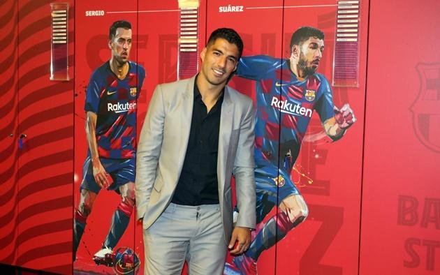 Luis Suarez tiết lộ mối quan hệ với ROnald Koeman - Bóng Đá