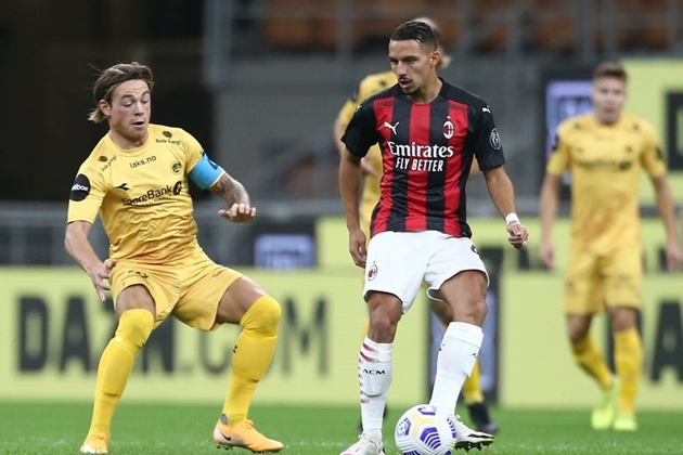 Mặc kệ COVID-19, AC Milan hiên ngang tiến bước tại Europa League - Bóng Đá