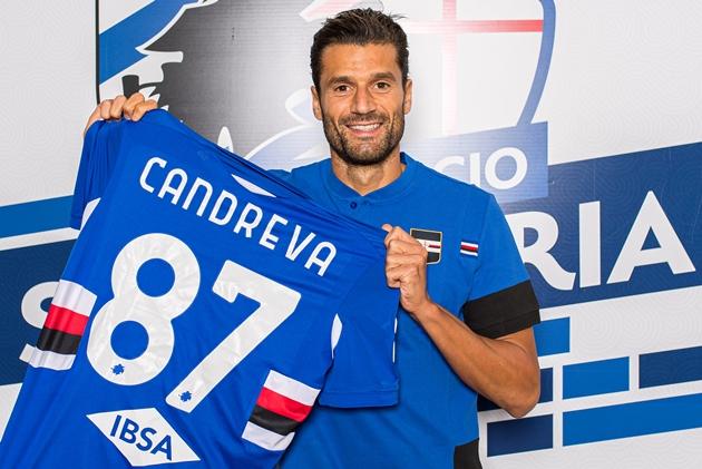 CHÍNH THỨC: Antonio Candreva rời Inter Milan - Bóng Đá