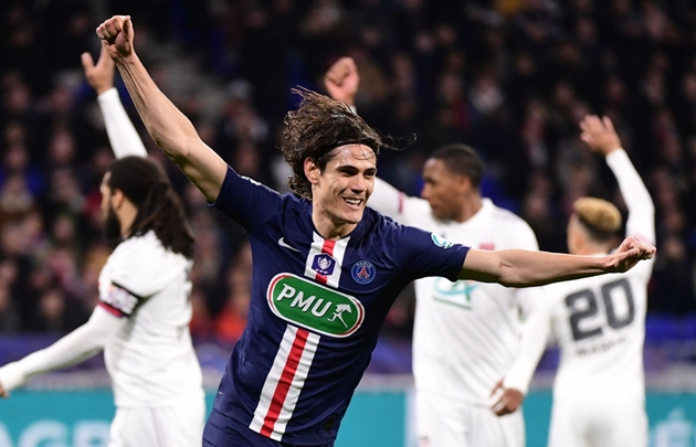 Atletico Madrid have made a final offer to sign free agent Edinson Cavani. - Bóng Đá