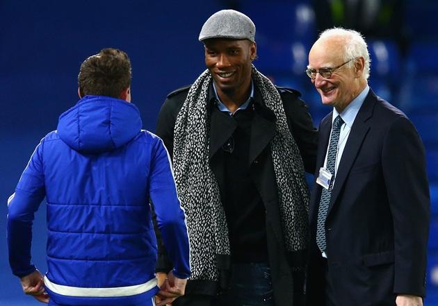 Former Chelsea striker Didier Drogba lands UEFA President's Award - Bóng Đá