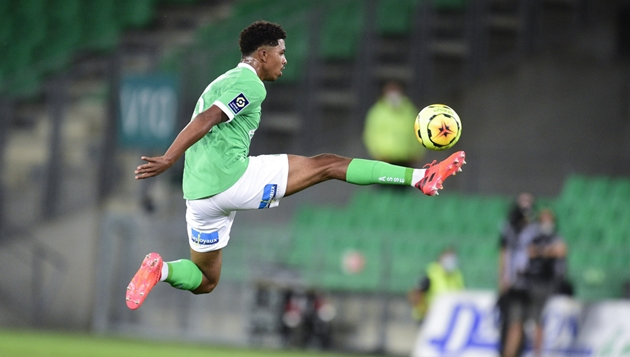 CHÍNH THỨC: Leicester mua Wesley Fofana - Bóng Đá