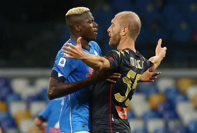 Genoa - Torino bị hoãn - Bóng Đá