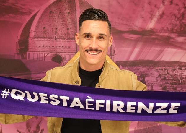 CHÍNH THỨC: Jose Callejon gia nhập Fiorentina - Bóng Đá
